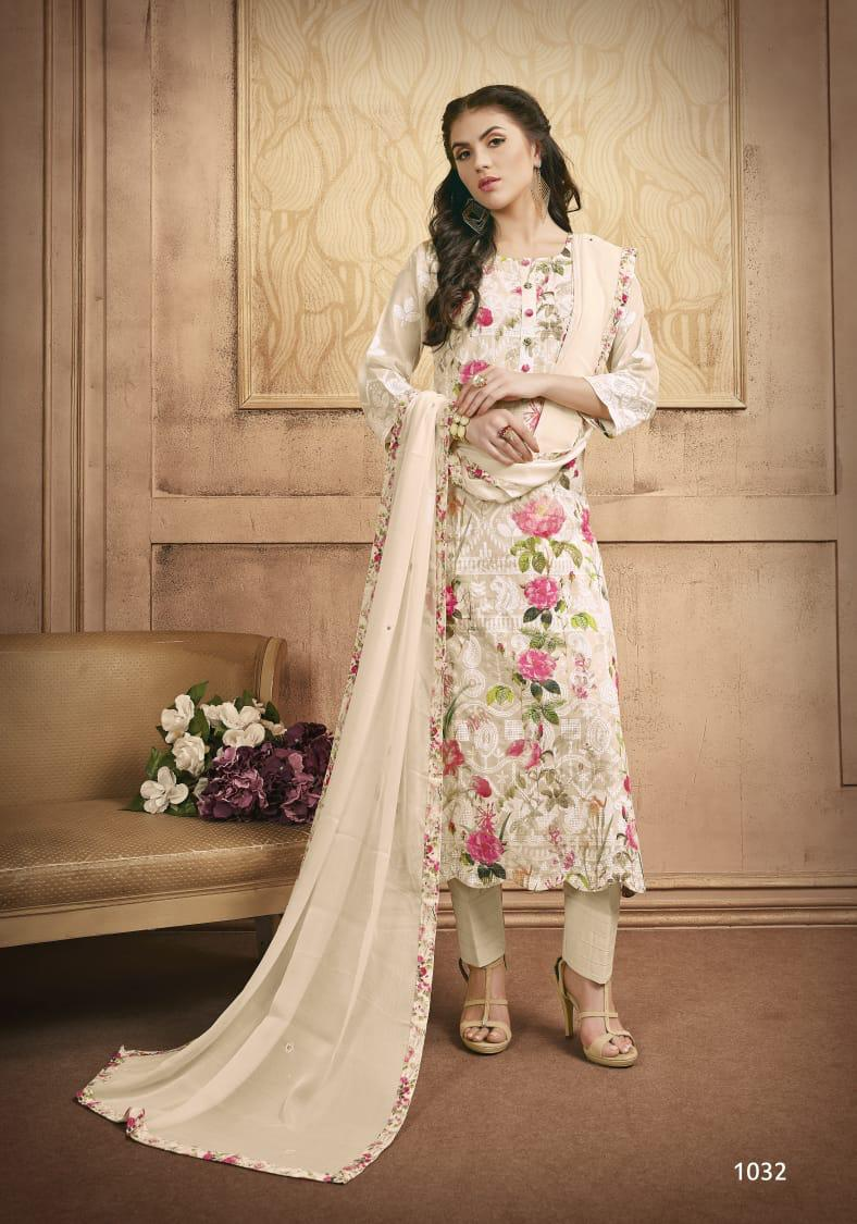 Fida Roohani Designer Heavy Emb Suits Best Wholesale Rate