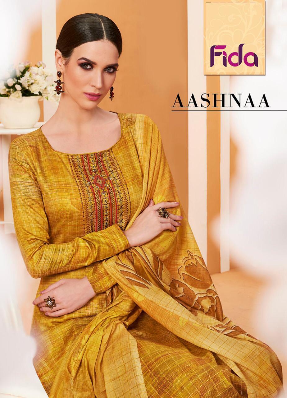 Fida Aashna Designer Diamond Work Suit Best Wholesale Rate