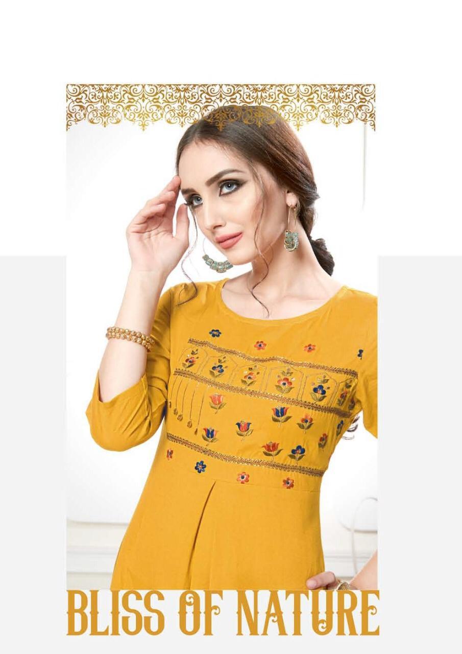 Amore Vaarahi Vol 7 Designer Embrodery Work Gown Wholesale