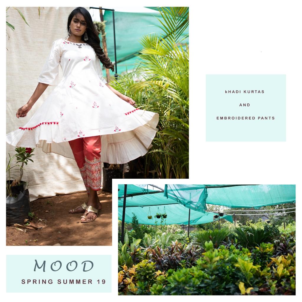 Mesmora Mood Spring Summer 19 Designer Top Bottom Wholesale