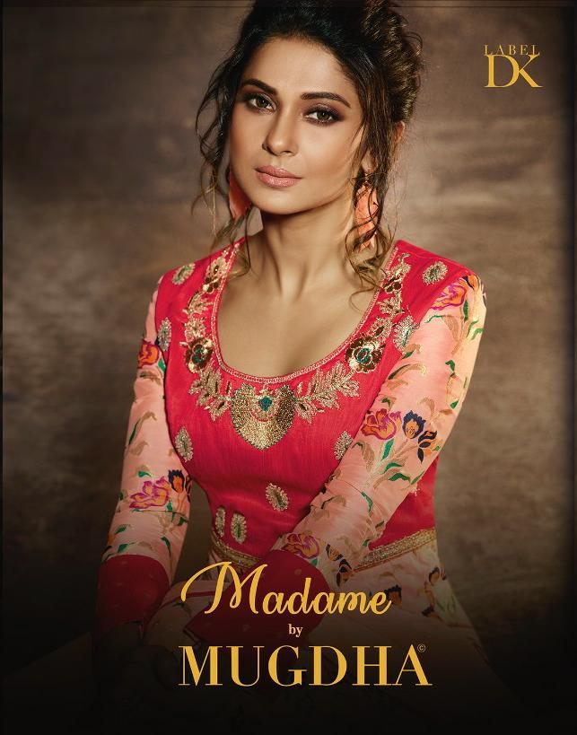 Mugdha Madame Designer Wedding Wear Suits Wholesale