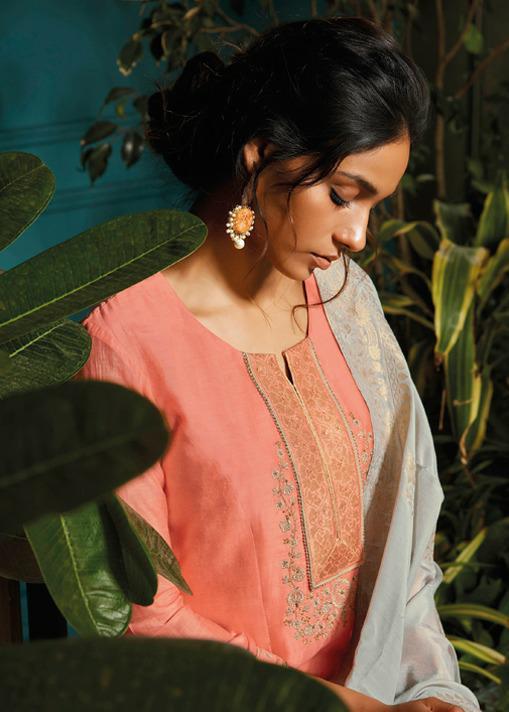 Ganga Vanadey Designer Salwar Suits Wholesale