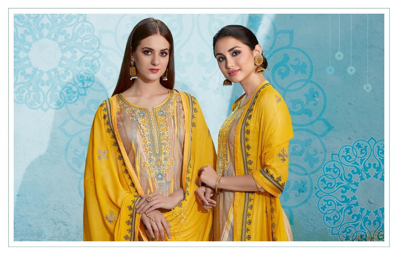 Kessi Colour's By Patiyala House Vol 13 Designer Satin Print Suits Wholesale