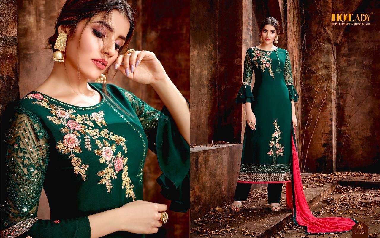 Hotlady Mishti Designer Heavy Suits Wholesale