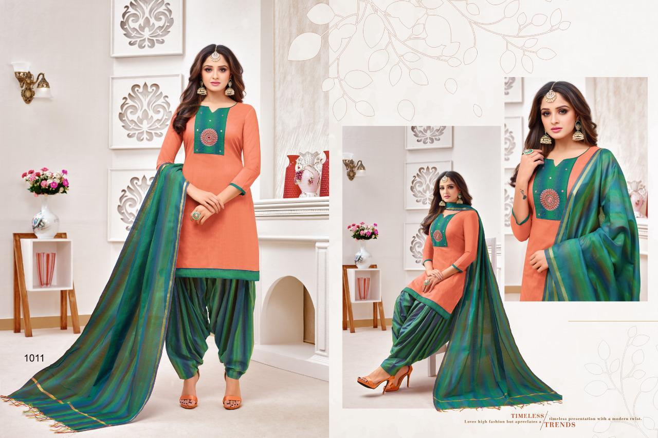 Shagun Melody Designer Patiyala Suits Wholesale