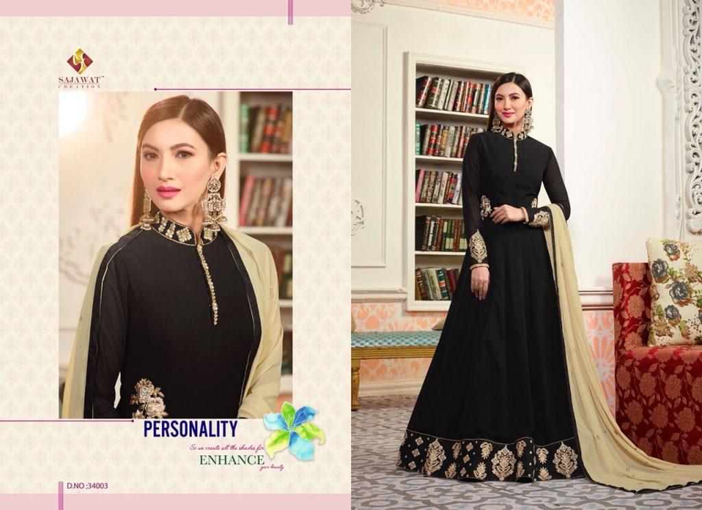 Sajawat Creation Nivati Vol 2 Designer Heavy Banarasi Silk Suits Wholesale