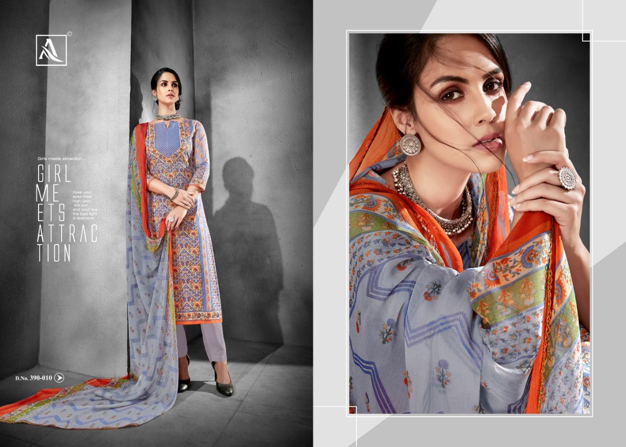 Alok Suit Ishani Designer Digital Printed Suits Wholesale