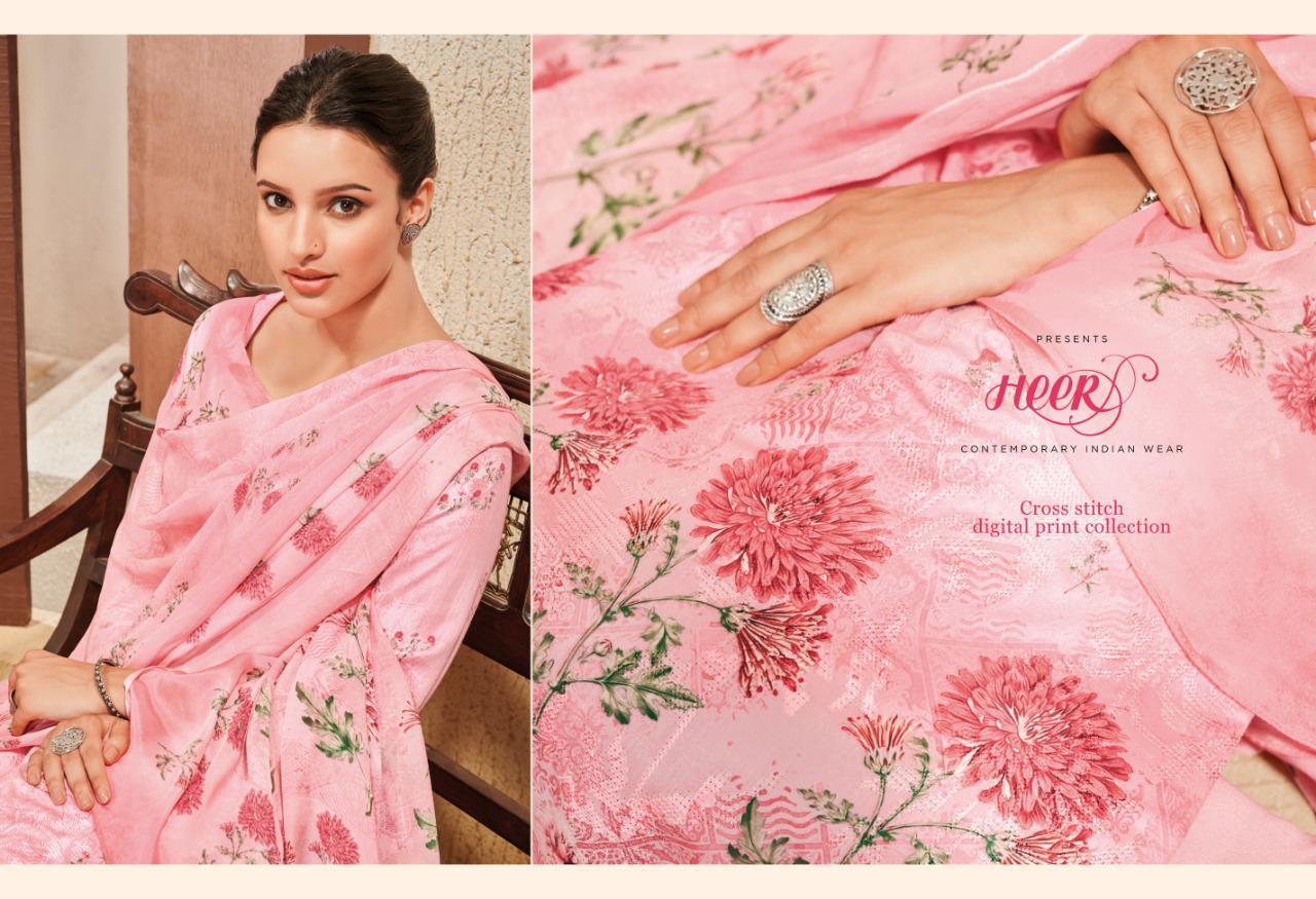 Kimora Heer 48 Designer Embroidary Suits Best Wholesale Rate