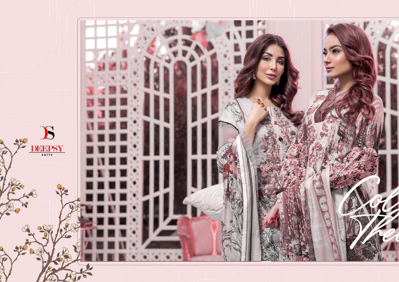 Deepsy Firdous 2 Nx  Designer Cotton Suits Best Wholesale Rate