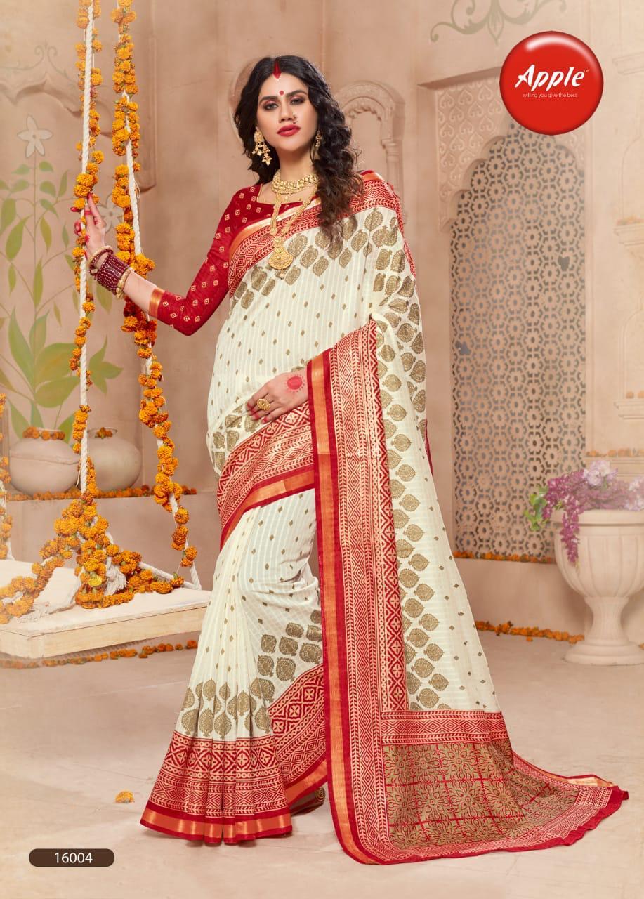 Apple Pooja Delux Vol 11 Designer Patola Silk Sarees Wholesale Surat
