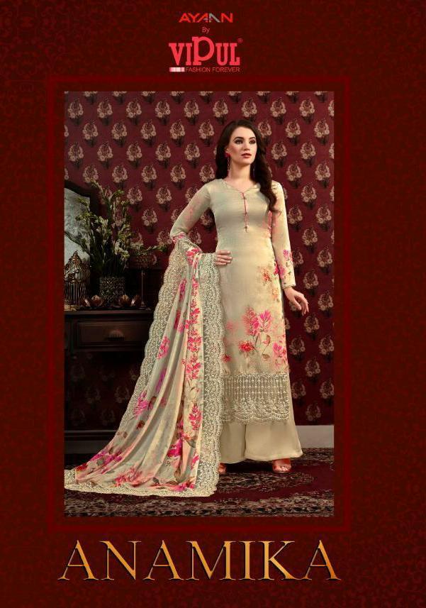 Vipul Alena Designer Pakistani Suits Wholesale Durat