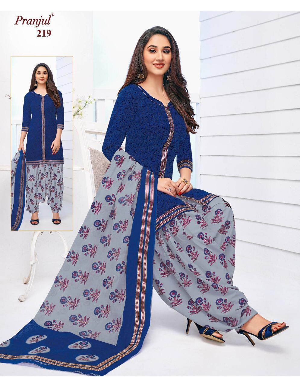 Pranjul Priyanka Vol 2 Designer Patiyala Suits Wholesale Surat