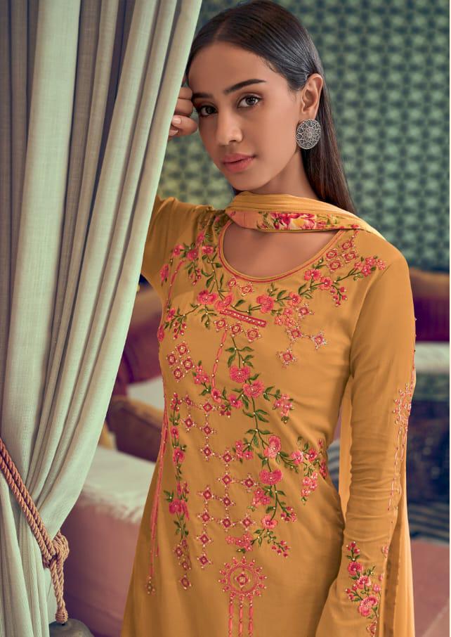 Amyra Nayaab Designer Jam Silk Cotton Suits Wholesale