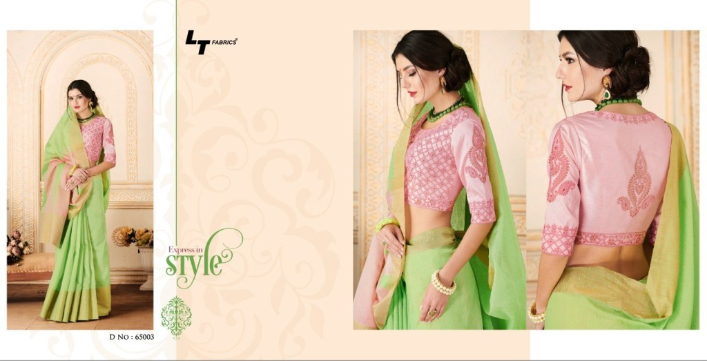 Lt Saree Antra Designer Party Wear Sarees In Best Wholesale Rate
