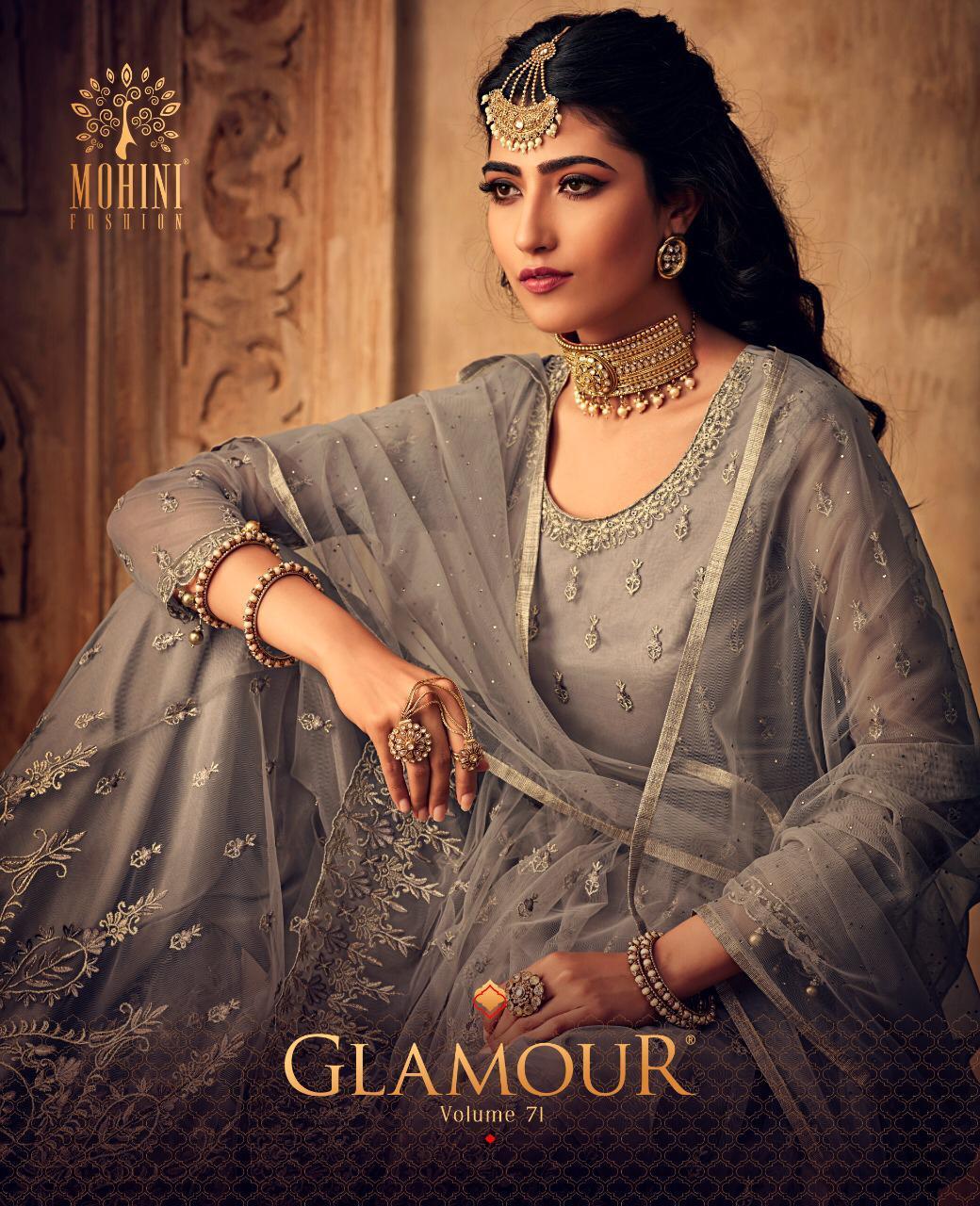 Mohini Fashion Glamour 71 Designer Ethnic Sharara Collection Wholesale