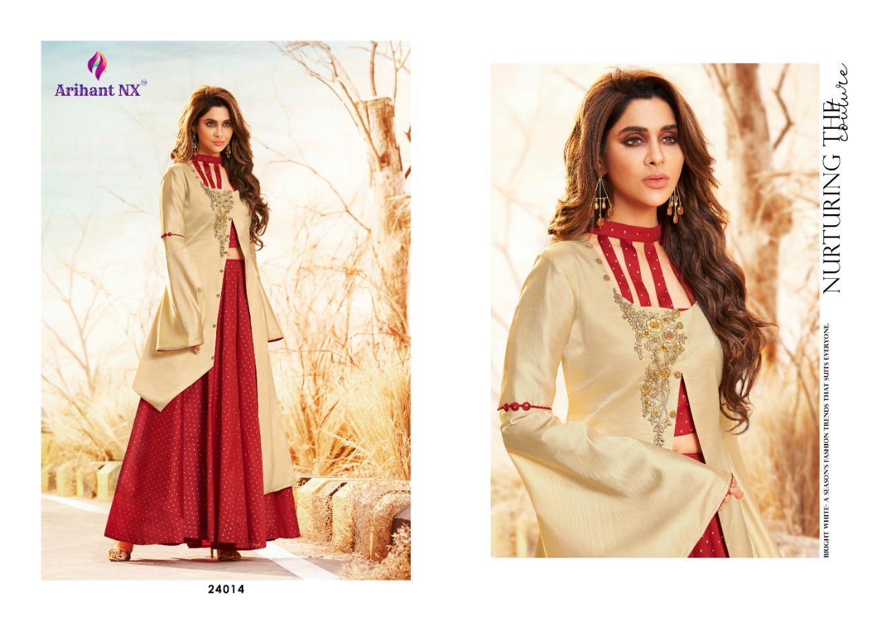 Arihant Nx Aarohi Vol 2 Designer Party Wear Western Collection Wholesale