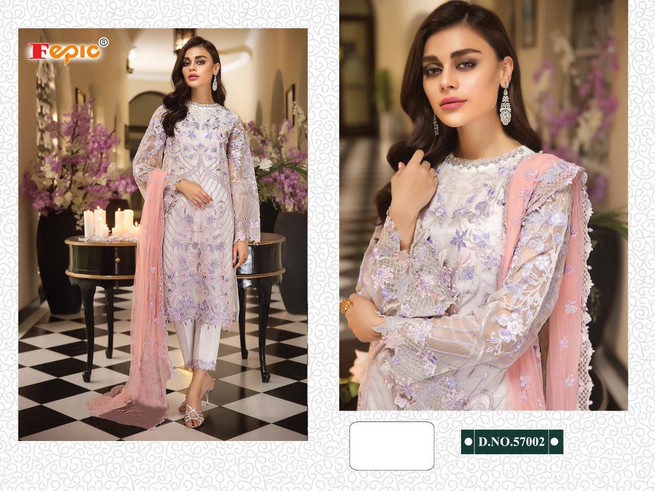 Fepic Rosemeen Attraction Designer Pakistani Suits Wholesale