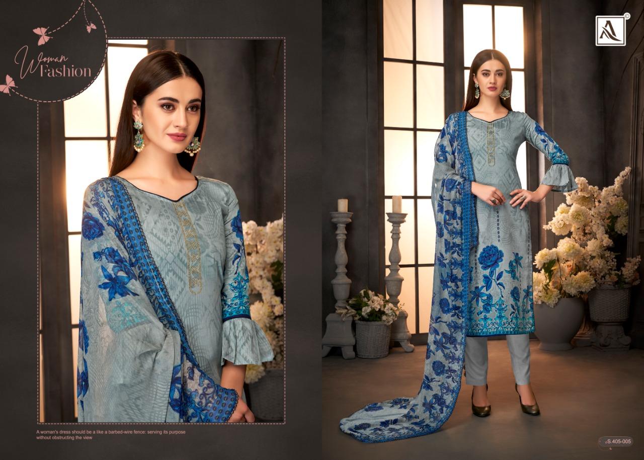 Alok Suit Paridhi Designer Jam Cotton Printed Suits Wholesale