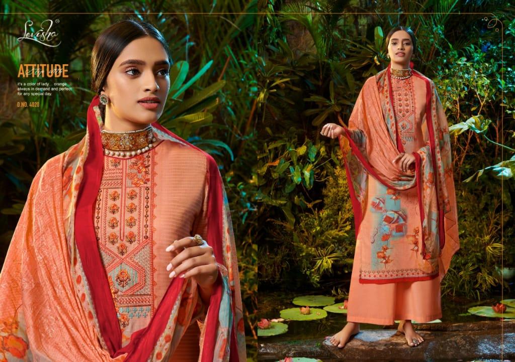 Levisha Mariyam Designer Heavy Super Cotton Printed Suits In Wholesale Rate