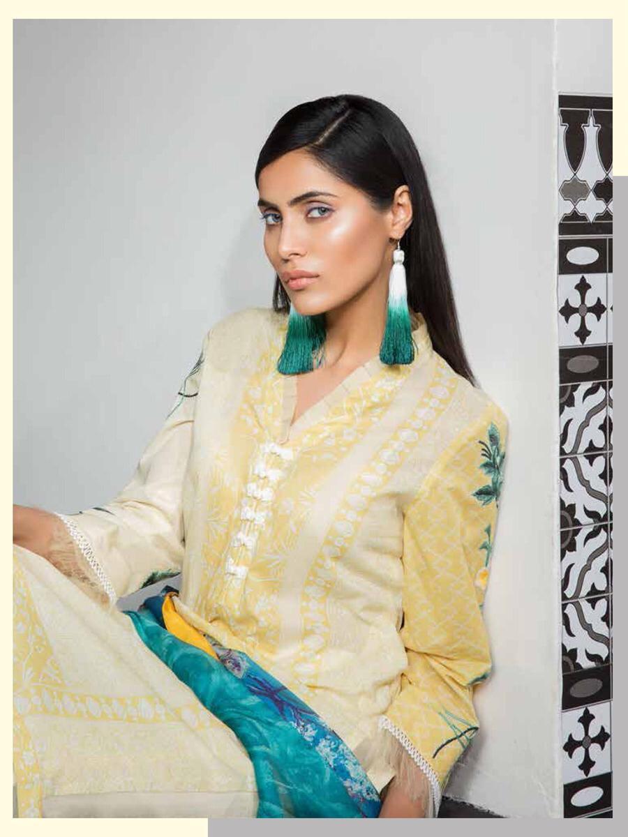 Cyra Fashion Mahgul Luxury Designer Lawn Collection Wholesal