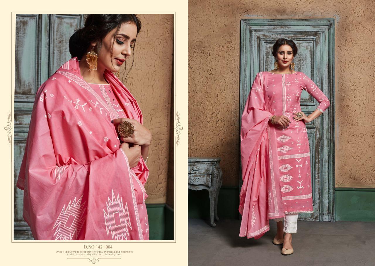 Sargam Prints Aarzu Vol - 3  Designer Suits Best Cotton Collection Suits With Wholesale Rate
