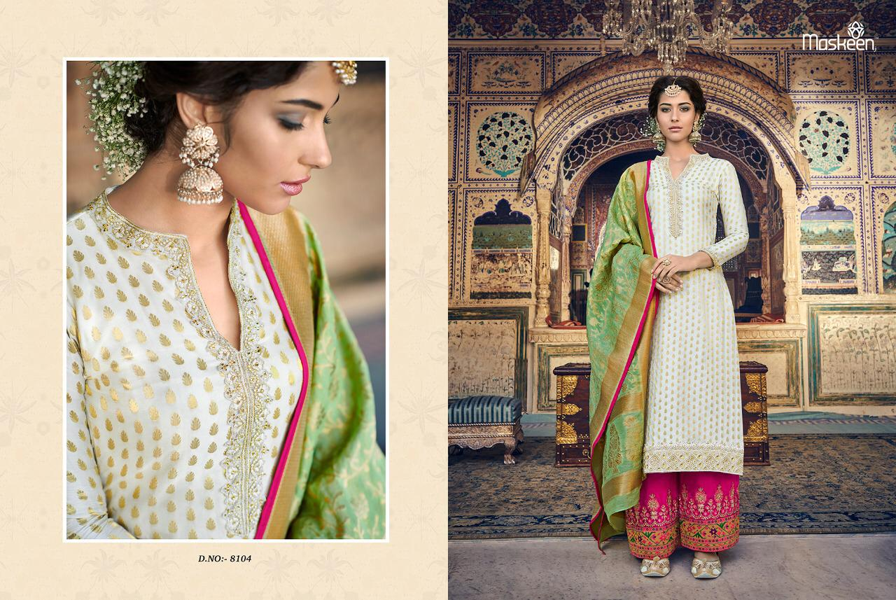 Maisha Maskeen Sultana Vol 2 Designer Embroidered Wedding Wear Partywear Suits Wholesale