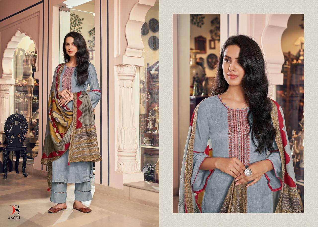 Deepsy Panghat Vol 5 Nx Designer Jam Silk Cotton Printed Suits Wholesale