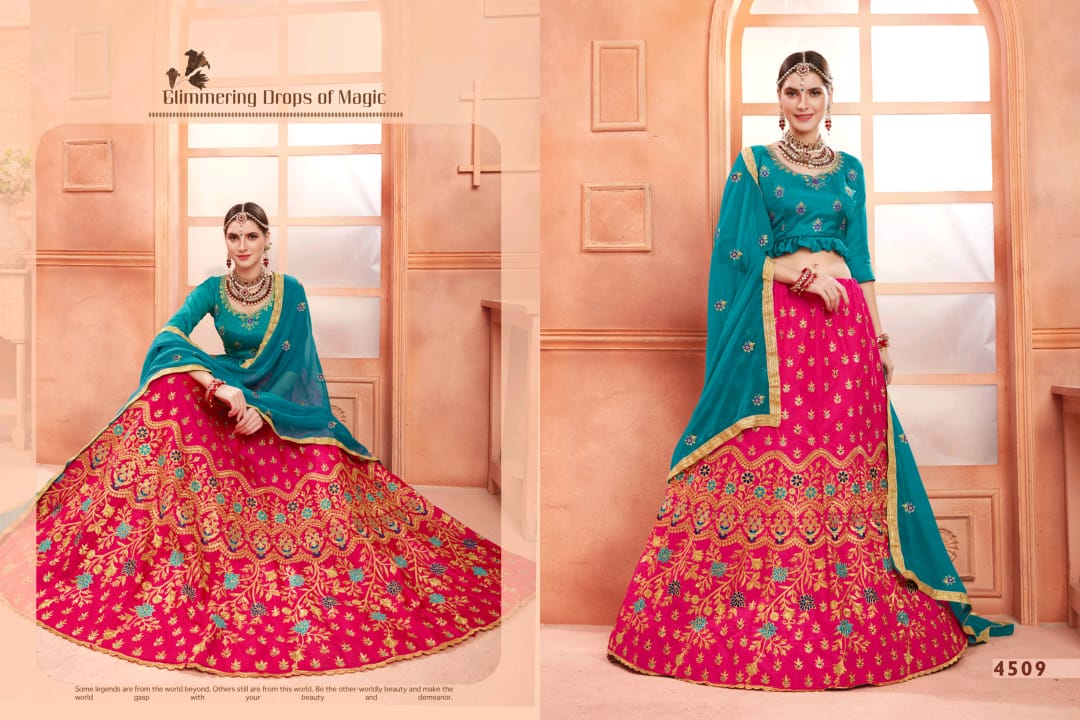 Sanskar Style Noori Designer Embroidery Work Festival And Wedding Wear Best Collection In Best Wholesale Rate