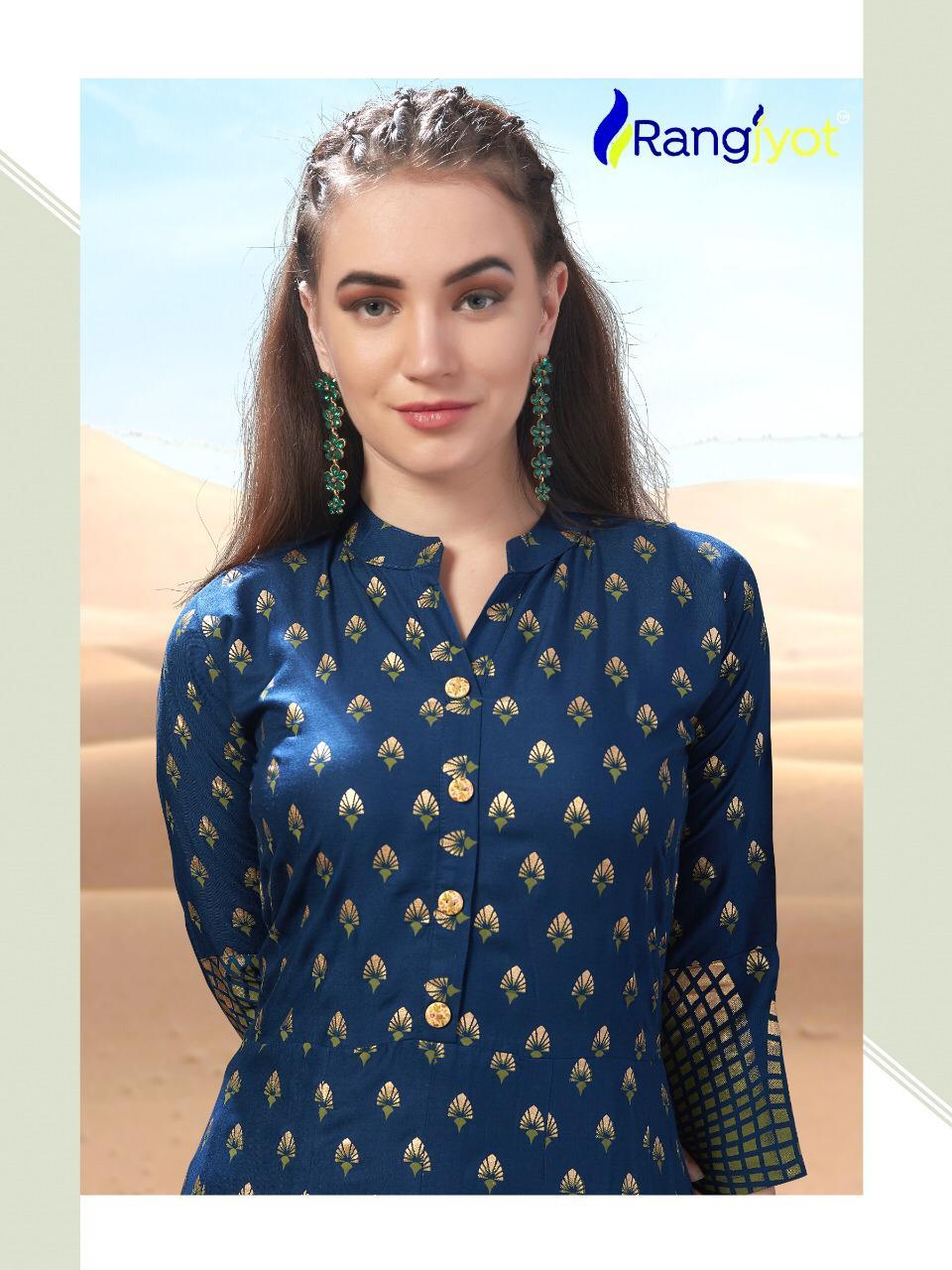 Rangjyot Shehnaaz Vol 1 Designer Wear Heavy Work Party Wear Suits Wholesale Rate