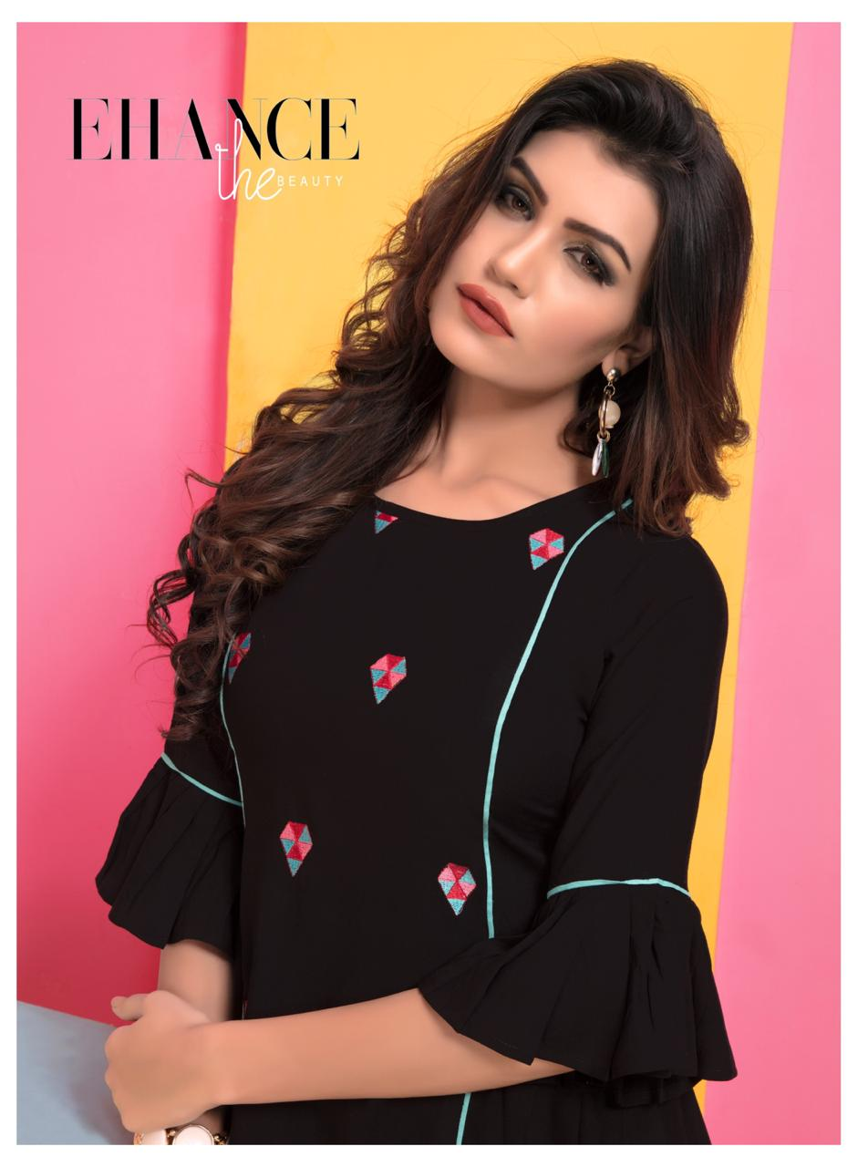 Rijiya Trendz Jolly Vol 3 Designer Western Short Tops Wholesale Rate