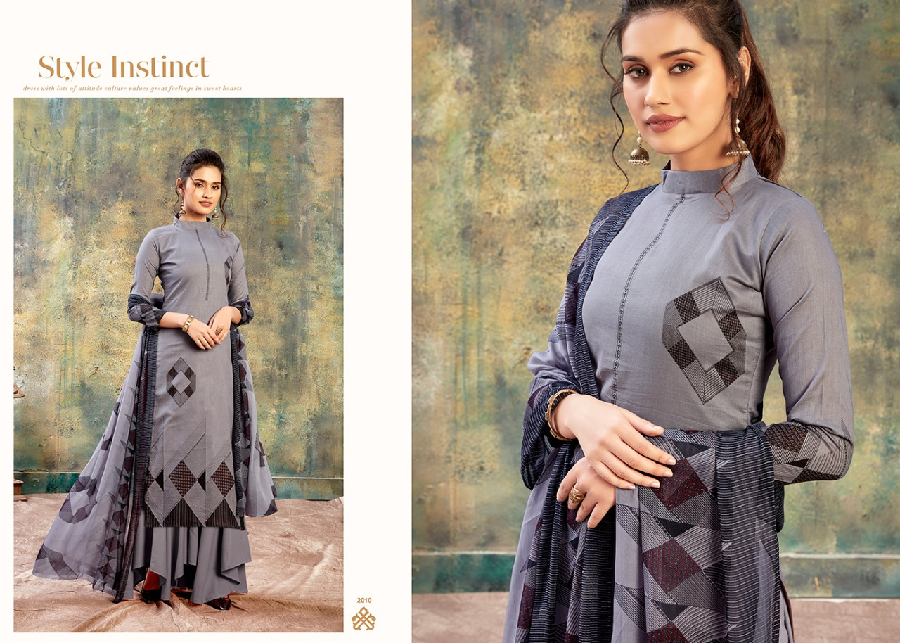 Azara Izna Designer Lawn Cotton Daily Wear Suits In Best Wholesale Rate