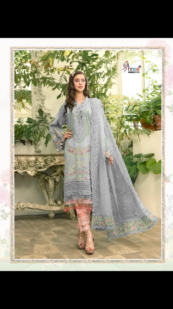 Shree Fab Designer Partywear Collections Singles And Multiple Wholesale