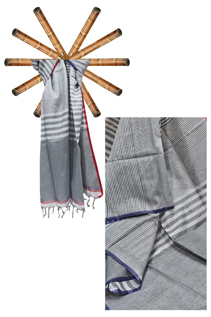 Manjeet Linen Dupatta Vol 1 Designer Linen Dupatta Wholesale