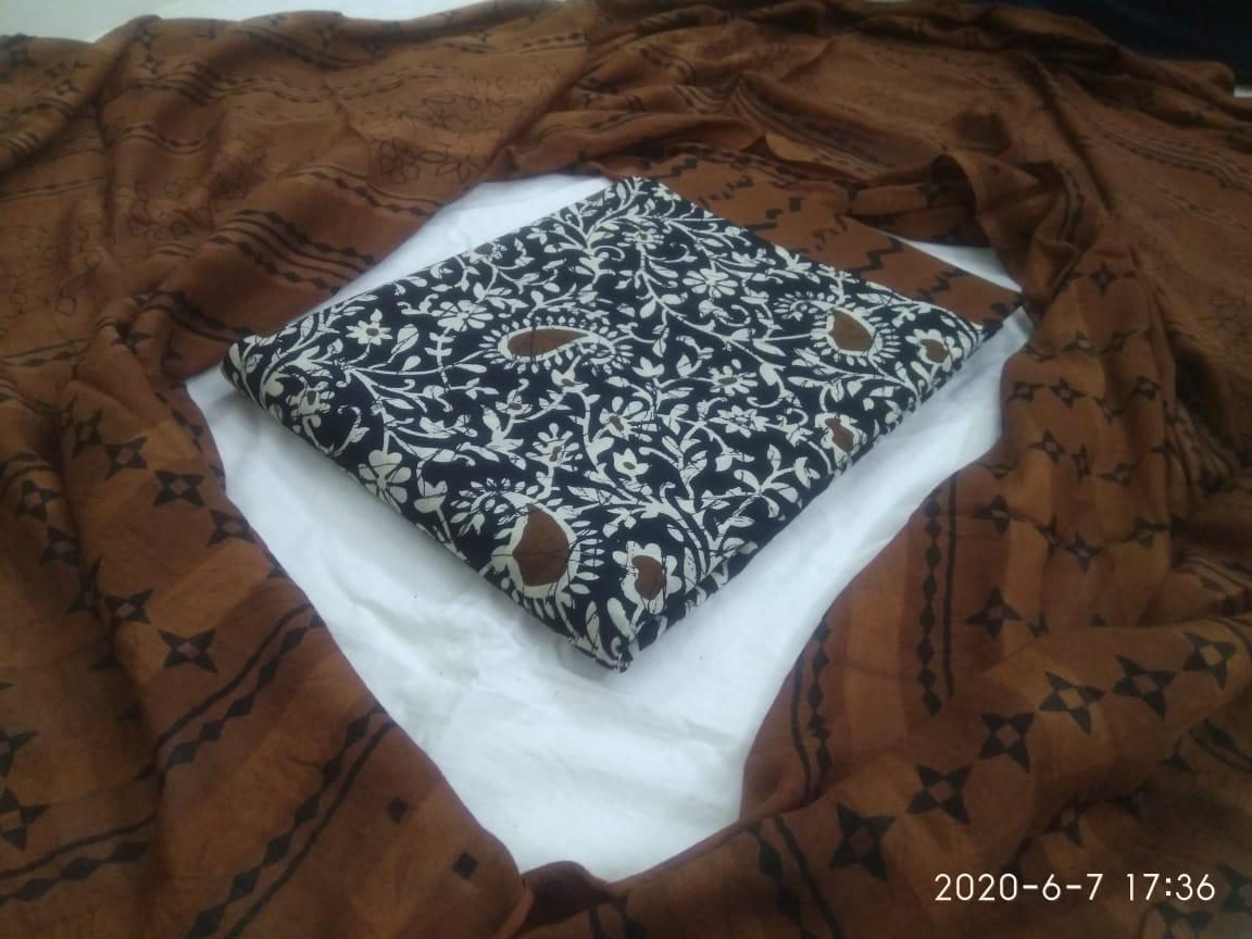 Cotton Designer Pure Soft Cotton Printed Low Range Suits Wholesale