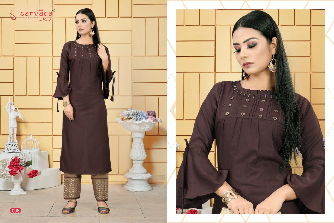 Sarvada Chahat Designer Hand And Gotapati Work Daily Wear Suits In Best Wholesale Rate