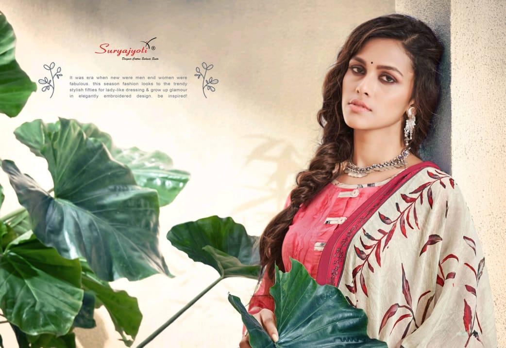 Suryajoti Gulnar Vol 3 Designer Rayon Printed Low Range Suits Wholesale