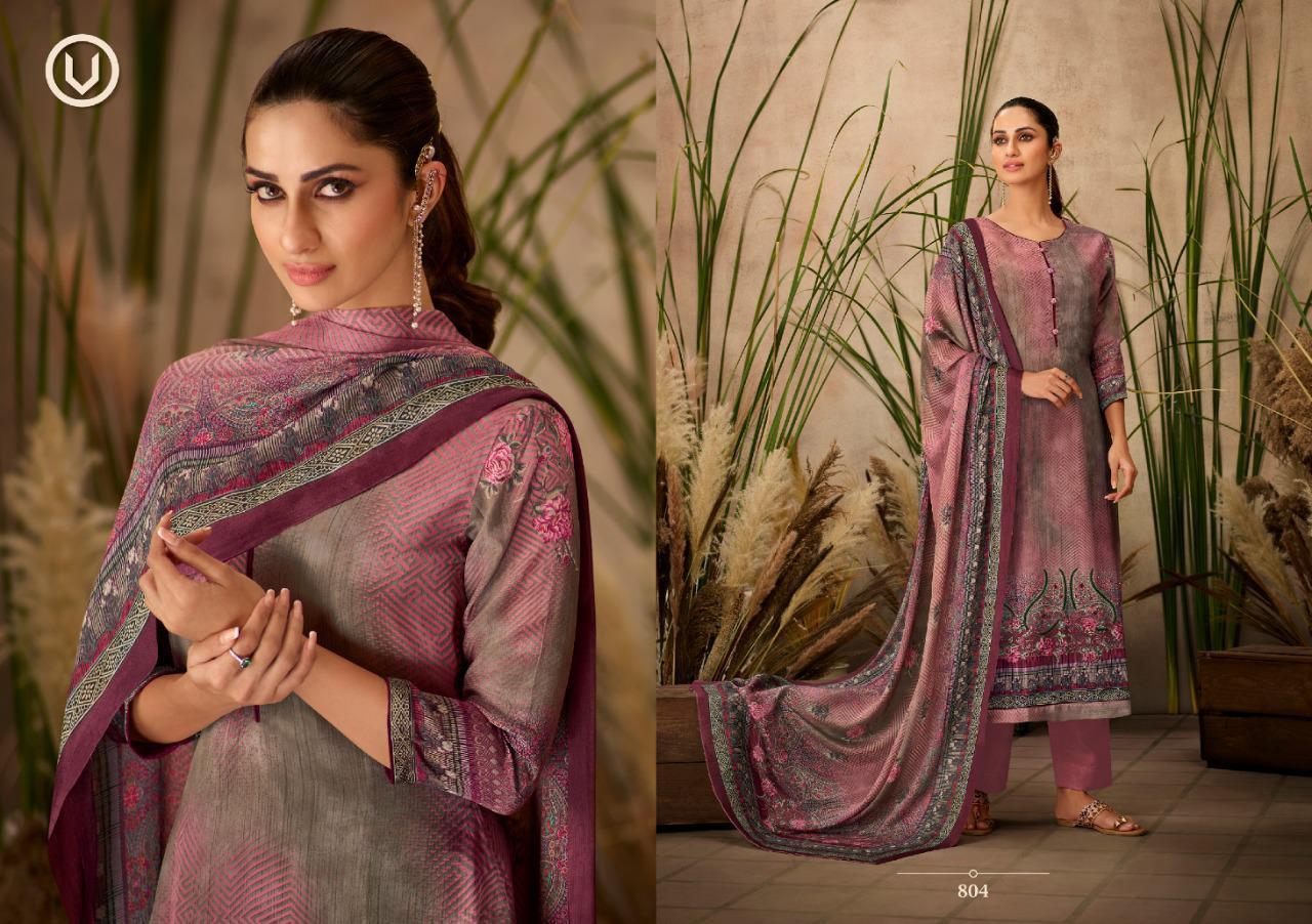 Vivek Fashion Vaybhavi 2 Digital Print Handwork Suits Wholesale