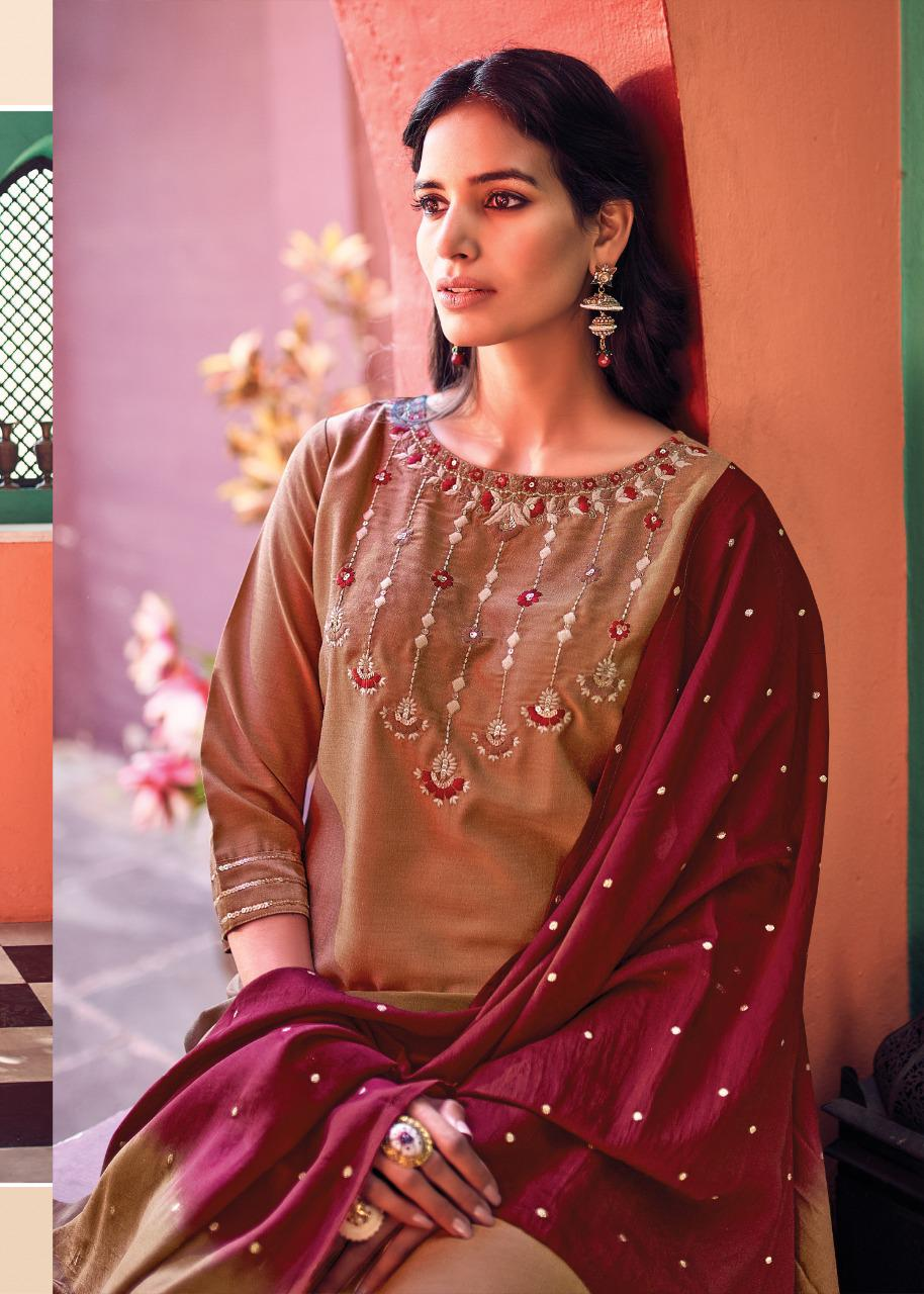 Vink Harmony 2 Embroided Designer Suits Wholesale
