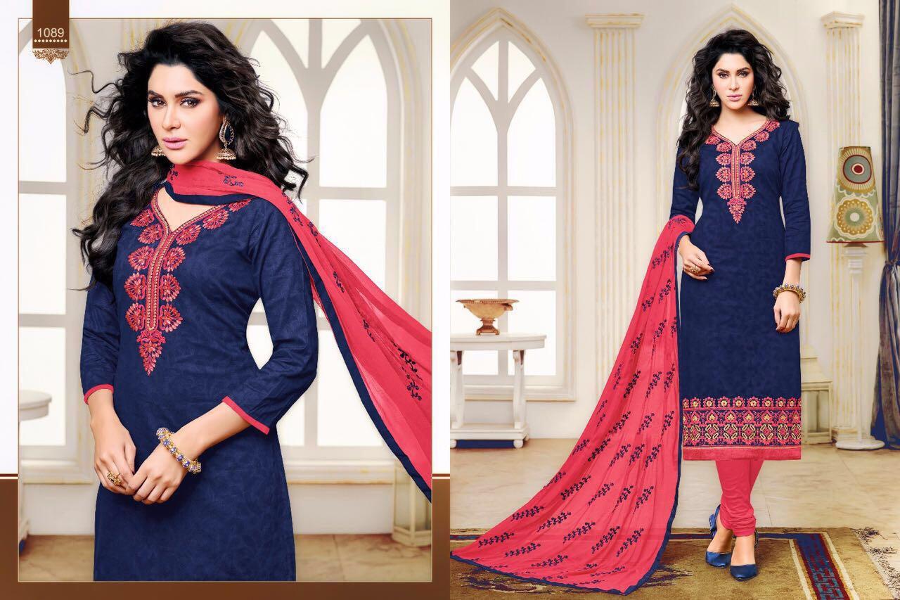 R R Fashion Presents Kashmiri Beauty Vol 5 Rate: 635/-
