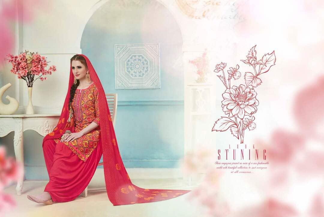 Kessi Fabrics Colours Patiala House Vol 3