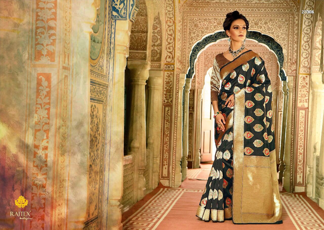 Rajtex Kalamkari Silk Handloom Weaving Sarees Rate - 1500/-
