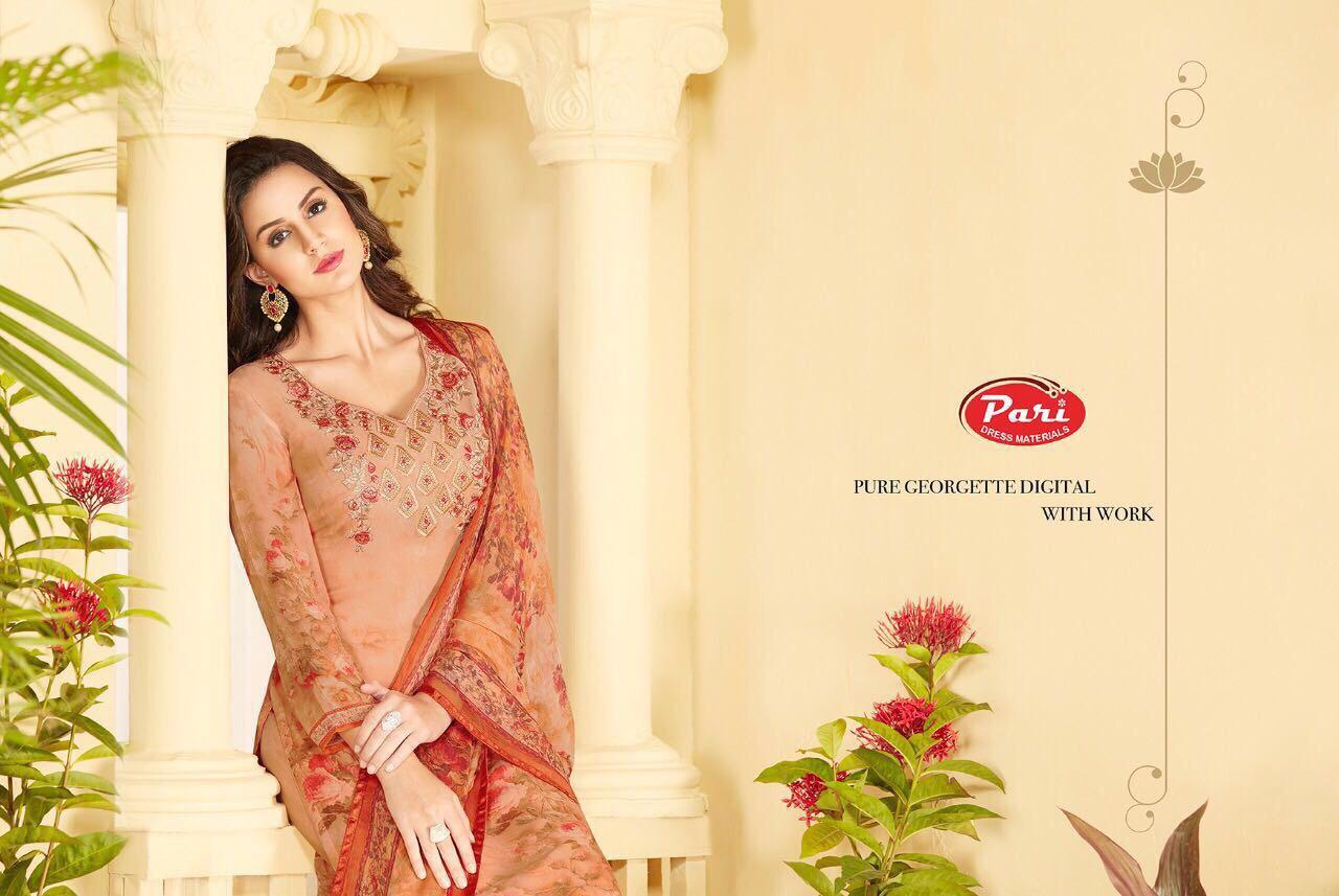 Pari Fashion Presents 1100 Series Rate 1395/-