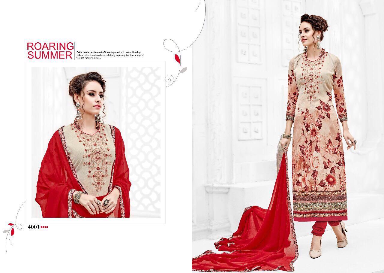 Tanishk Fashion Presents Georgette Digital Print Rate 895/-