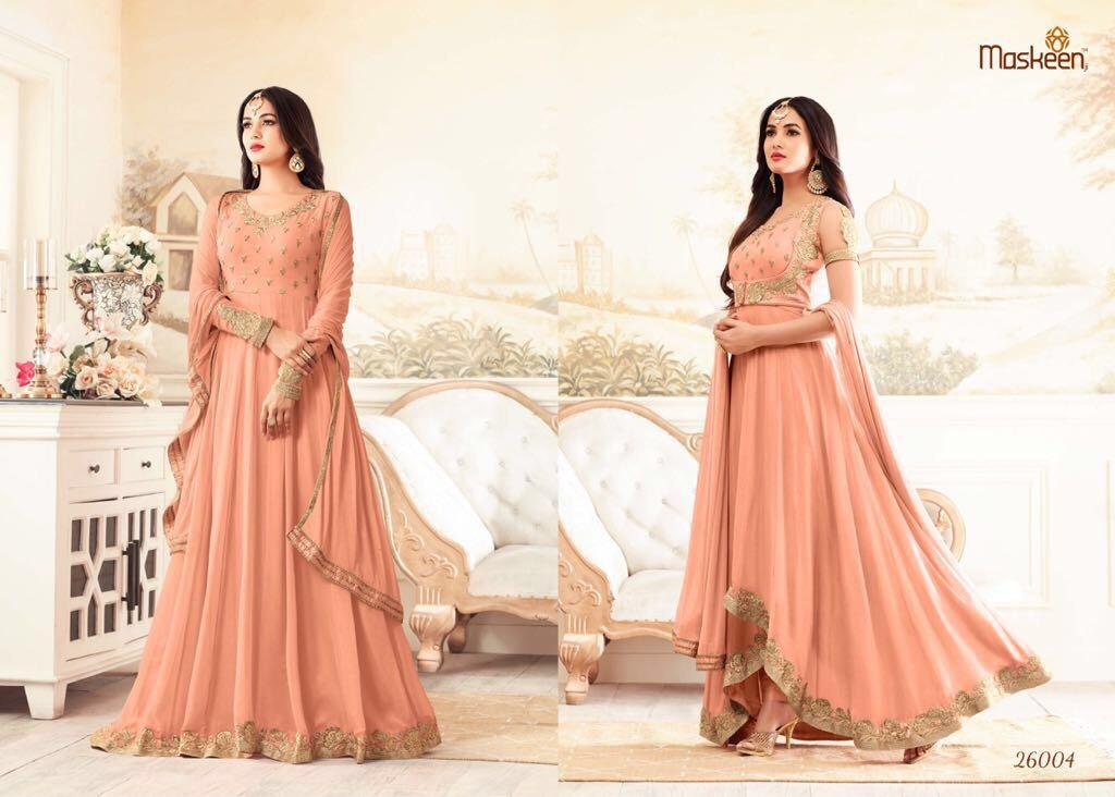 Maisha Colour Addiction 26001 Rate 2500/-