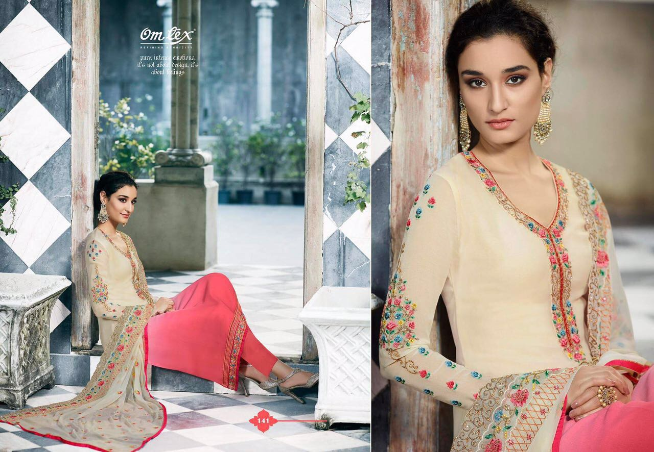 Omtex  Presents Angel Blossom Queen Rate 1860/-