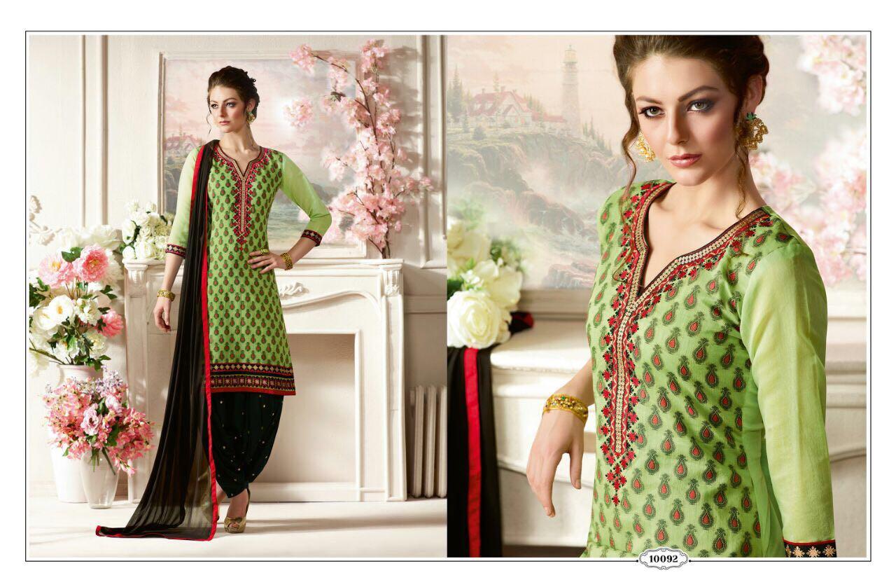 Kessi Presents Sunheri Vol 3 Pure Chanderi Wholesale Price 699/-