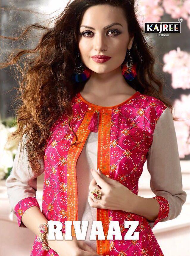 Kajree Presents Rivaaz Soft Silk With Rayon Designer Gowns Wholesale Price - 775/-
