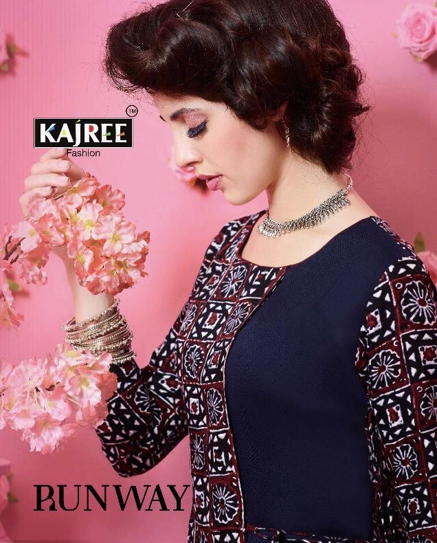 Kajree Presents Runway Designer Fancy Rayon Gowns Wholesale Price - 899/-