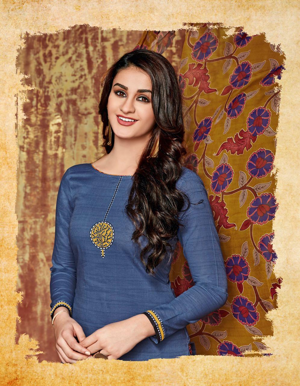 Mcm Life Style Presents Prem Ratan Vol 2 Pure Cotton With Chiffon Shawl Wholesale Price - 390
