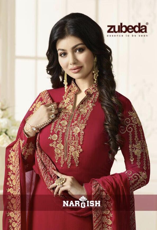 Zubeda Presents Nargish Heavy Dupatta Hit Designer Wholesale Price - 1735
